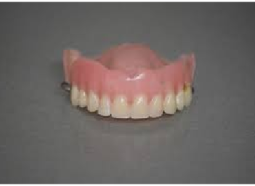 Types of dentures explained